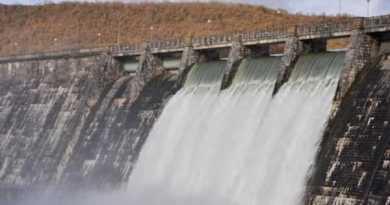 Comienza el desembalse de agua en Ullibarri y Urrunaga,