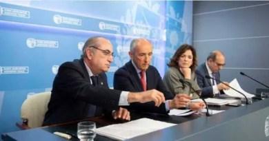 Cataluña, Baleares, Euskadi y Valencia piden a la UE participar en los fondos de reconstrucción,