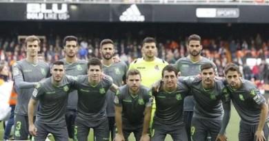 La Real Sociedad consigue un valioso punto en Mestalla,
