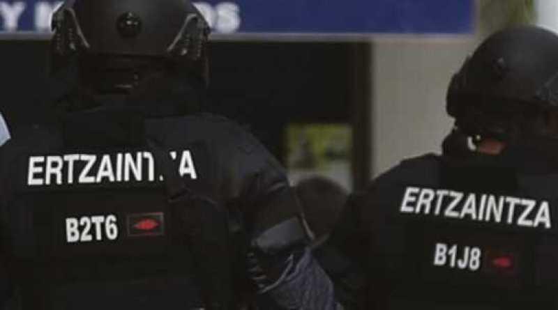 Desmantelada una organización dedicada al tráfico de drogas y la tenencia ilícita de armas en Bizkaia y Araba,