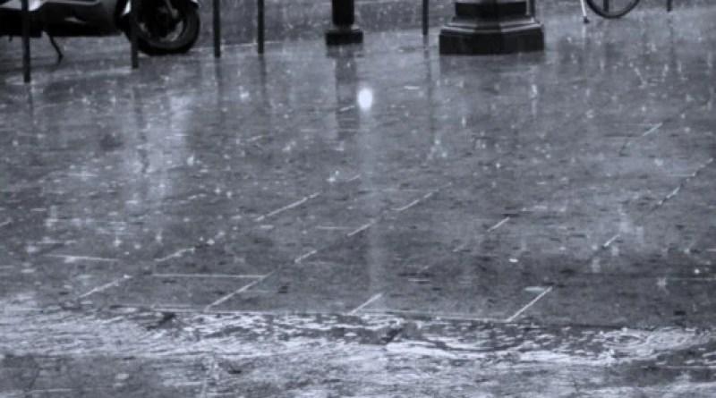 Alerta naranja por fuertes lluvias en todo Euskadi,