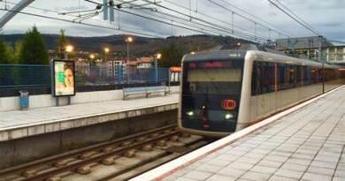 Metro Bilbao toma la temperatura a 2.000 personas la primera semana de medición en estaciones, sin incidencias,
