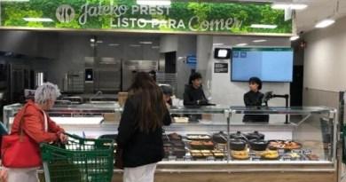 Mercadona inaugura su nuevo modelo de tienda eficiente en Bilbao,