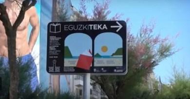 Oferta veraniega para las bibliotecas municipales de Donostia,