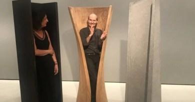 Sala Rekalde expone las esculturas de Mikel Lertxundi hasta el 13 de octubre,