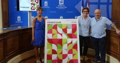 Presentan la programación de Euskal Jaiak 2019,