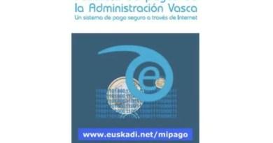 El servicio de pago en línea 'MiPago' gestiona casi 66 millones de euros en pagos durante el primer semestre de 2019,