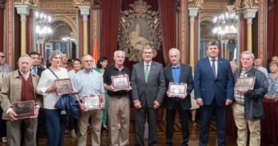 Bilbao celebra el Día Internacional de las Personas Mayores,