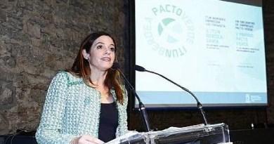 Entregan los V Premios 'Pacto Verde' en Gasteiz,