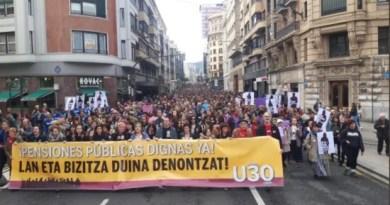 Seguimiento desigual para la huelga general del 30 de enero,