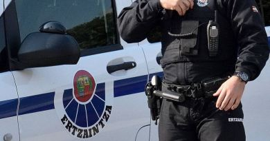 Detenido en Gasteiz por intentar agredir sexualmente a una mujer,