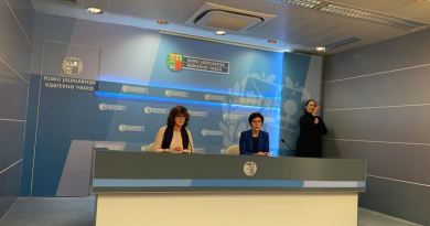 Osakidetza establece centros de salud específicos que atenderán en todo Euskadi a las personas con síntomas respiratorios,