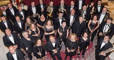 La Banda Municipal de Música de Vitoria-Gasteiz se suma al 'Quédate en casa' con mucho ritmo,