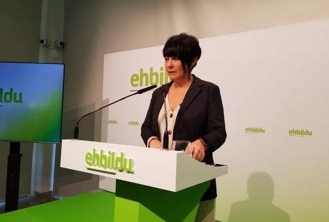 """EH Bildu dice que respeta los cambios en el Gobierno y que espera que """"cumpla los compromisos pendientes"""","""