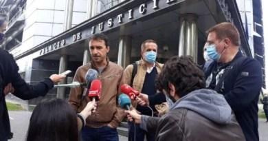 """LAB pide la imputación de Darpón, Múgica y otros tres ex altos cargos por """"asociación ilícitaˮ,"""