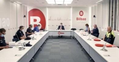 El Alcalde de Bilbao preside la Comisión de Coordinación Policial,