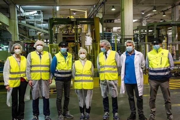 Elmubas amplía sus instalaciones y creará más de 145 empleos,