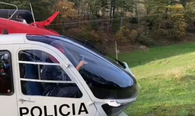 Fallece un cazador por un infarto en el monte Urastegi en Oñati,
