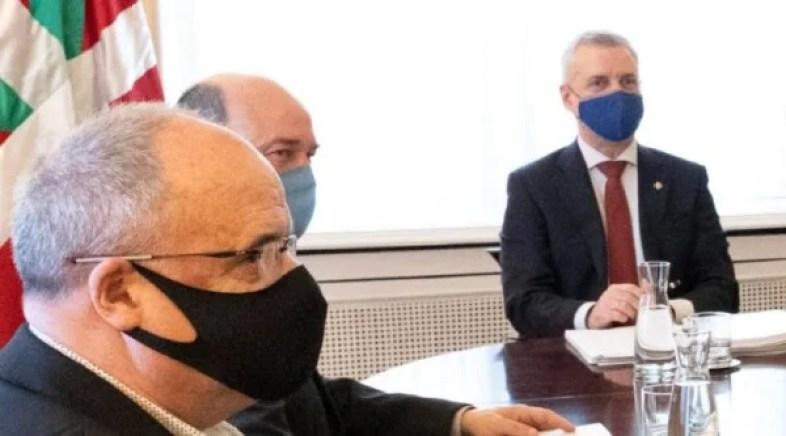 """Idoia Mendia: """"En Euskadi, contamos con las herramientas y las políticas necesarias para lograr una salida justa de la crisis de la Covid-19"""","""