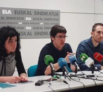 """ELA se suma al Aberri Eguna de Euskal Herria Batera y defiende un nacionalismo """"ligado a igualdad y justicia social"""","""
