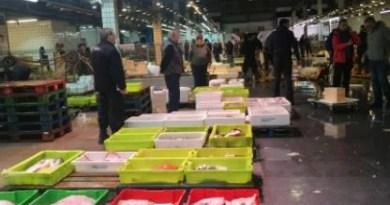 MercaBilbao aporta 632 toneladas al Banco de Alimentos de Bizkaia en 2020,