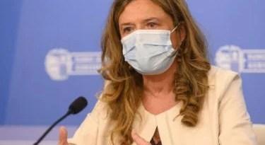 Gotzone Sagardui considera respetable que los vascos se vacunen en Francia,