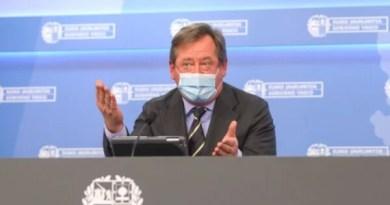 El Gobierno Vasco vota en contra del acuerdo interterritorial por «romper el acuerdo inicial»,