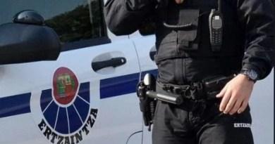 Dos detenidos por hurto de bobinas de cobre en una empresa de Erandio,