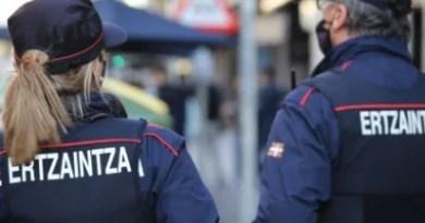 Detenidas tres personas por un intento de homicidio en Hernani,