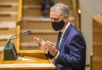 Urkullu insiste en que la declaración de EH Bildu es «positiva», pero pide que reconozca que ETA no debió existir,