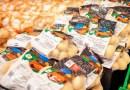 Mercadona compra casi un millón de kilos de patata de Álava, un 49% más que en 2020,