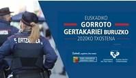 Euskadi registró 241 delitos de odio en 2020, casi la mitad relacionados con el racismo y la xenofobia,