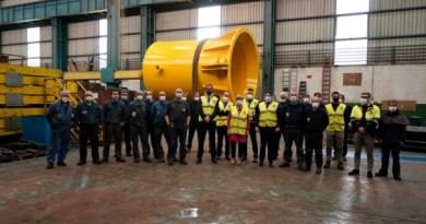 Gometegui Industrial contratará a 30 personas en su planta de Laudio e invertirá 6 millones de euros,