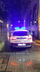 Una persona detenida por un robo en una cafetería en Gasteiz,