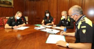 Nuevo protocolo entre la Ertzaintza y la Policía Local de Vitoria/Gasteiz,