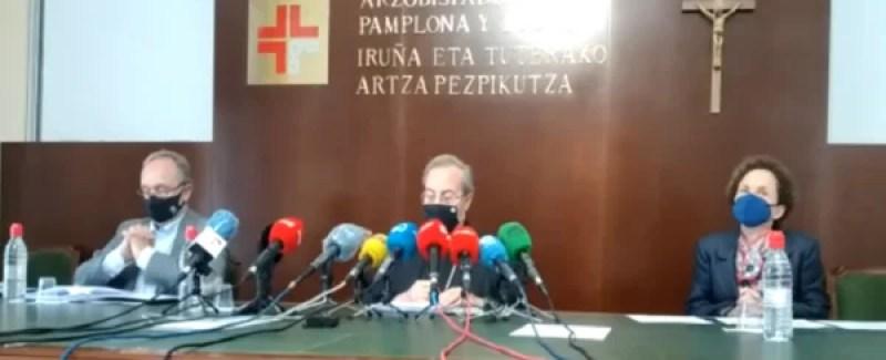 El arzobispo de Pamplona pide perdón a las víctimas de abusos del colegio del Puy de Estella,