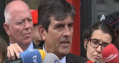 El Gobierno vasco lamenta que se busque el enfrentamiento con la Ertzaintza «como vía de diversión»,