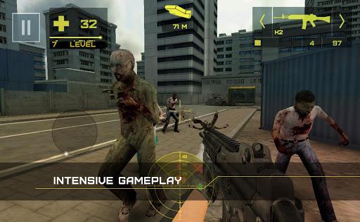 Zombie Defense Adrenaline