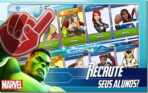 MARVEL Avengers Academy 04