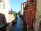 Canal sem turistas pra estragar a vista