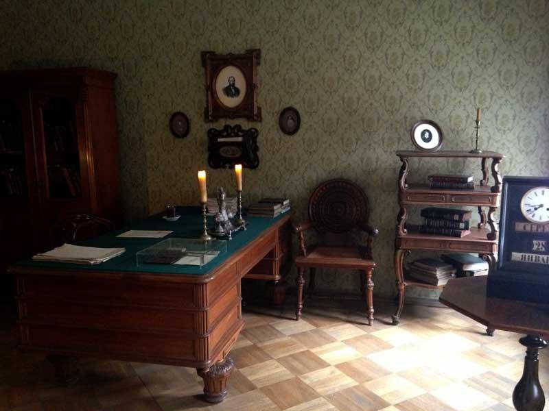 Museu Dostoievski, São Petersburgo