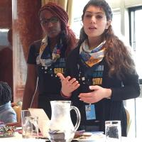 CSW 59 - 1st Album: WAGGGS delegates are already at CSW59