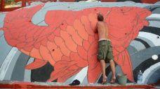 Favela Painting 03f