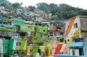 Favela Painting 09