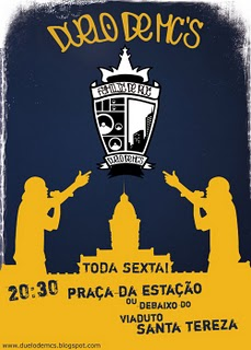 Duelo de Mc's - e-flyer - 08