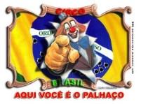 Brasil palhaço