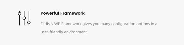 Fildisi Framework