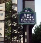 Place Leonard Bernstein_Paris