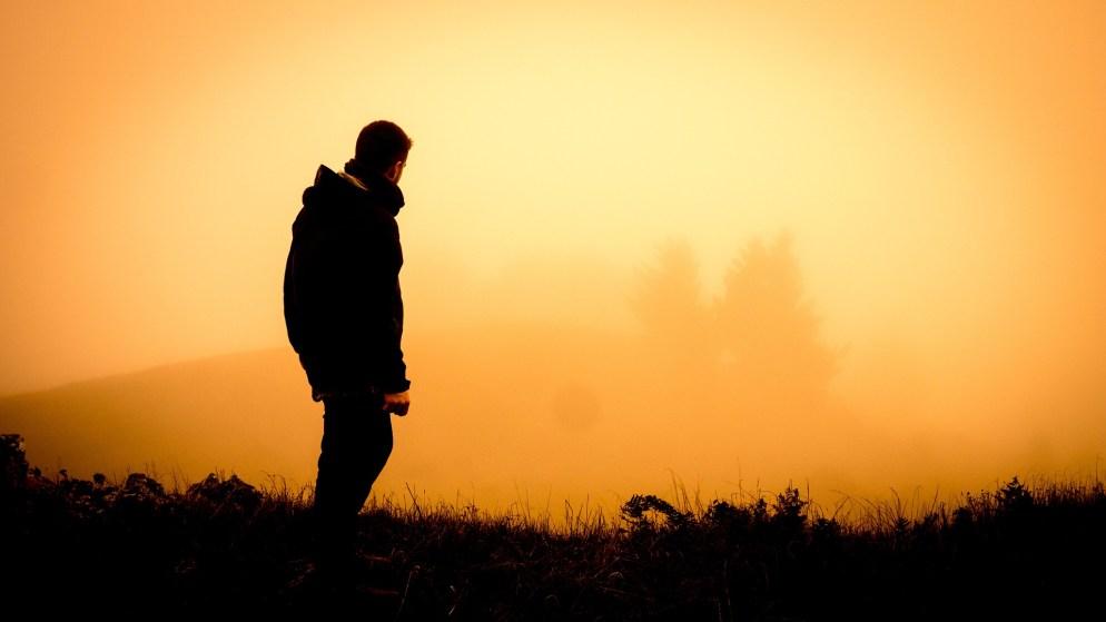 man in field sunrise- Part 2 - The Tesla Saving Strategy