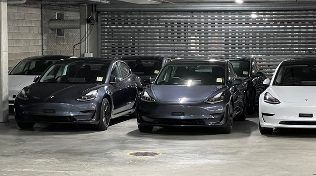 New 2021 refreshed Model 3